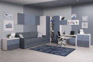 Детская мебель Космо - Мебельная фабрика «Мирлачева»
