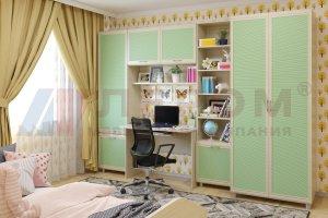 Детская мебель Ксюша 1 - Мебельная фабрика «Лером»