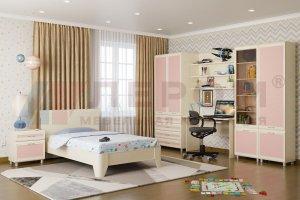 Детская мебель Ксюша 10 - Мебельная фабрика «Лером»
