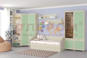 Детская мебель Ксюша 11 - Мебельная фабрика «Лером»