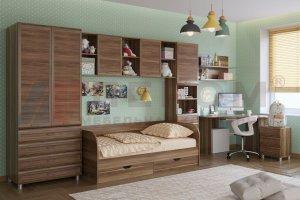 Детская мебель Ксюша 13 - Мебельная фабрика «Лером»