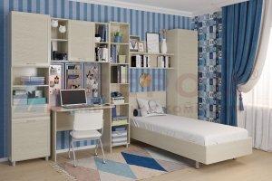 Детская мебель Ксюша 2 - Мебельная фабрика «Лером»