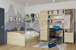 Детская мебель Ксюша 4 - Мебельная фабрика «Лером»