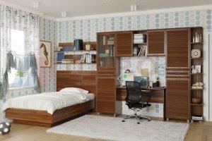 Детская мебель Ксюша 7 - Мебельная фабрика «Лером»