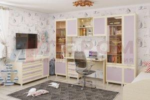 Детская мебель Ксюша 8 - Мебельная фабрика «Лером»