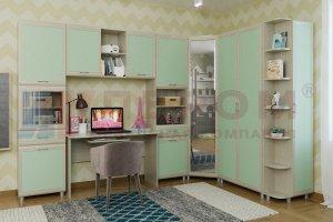 Детская мебель Ксюша 9 - Мебельная фабрика «Лером»