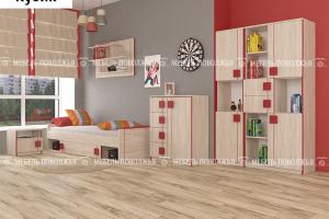 Детская мебель Кубик - Мебельная фабрика «Мебель Поволжья»
