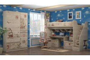 Детская мебель Квест 3 - Мебельная фабрика «Ижмебель»