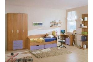 Детская мебель ЛДСП Лорд - Мебельная фабрика «Меркурий»