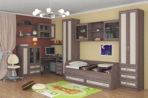 Детская мебель Люкс 74 - Мебельная фабрика «Визит»