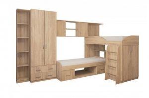 Детская мебель Малыш-1 - Мебельная фабрика «Балтика мебель»