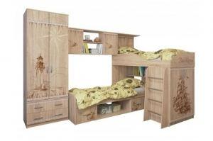 Детская мебель Малыш-2 - Мебельная фабрика «Балтика мебель»