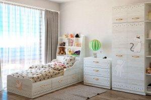 Детская мебель Марвин - Мебельная фабрика «Сканд-Мебель»