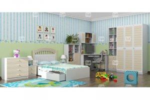 Детская мебель Michael Beige - Мебельная фабрика «ТомиНики»