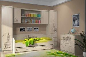 Детская мебель Дуэт - Мебельная фабрика «Люкс-С»