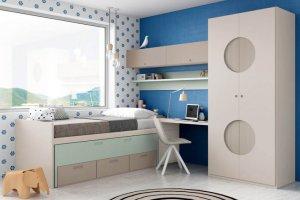 Детская мебель Оригами 30 - Импортёр мебели «Piccoly»