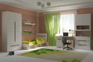 Детская Палермо-юниор - Мебельная фабрика «Стиль»