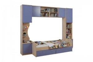 Детская мебель Парус-2 - Мебельная фабрика «Балтика мебель»