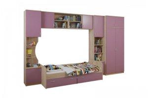 Детская мебель Парус-3 - Мебельная фабрика «Балтика мебель»