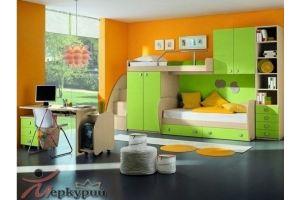 Детская мебель Паулетта - Мебельная фабрика «Меркурий»