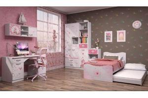Детская мебель Принцесса 2 - Мебельная фабрика «Ижмебель»