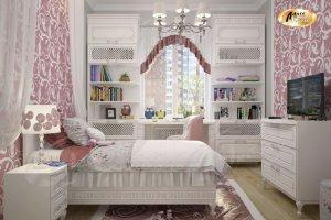 Детская мебель Принцесса  - Мебельная фабрика «Ладос-мебель»