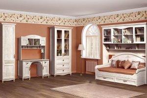 Детская мебель Прованс 1 - Мебельная фабрика «Яна»