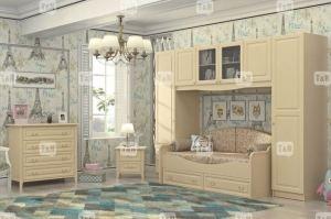 Детская мебель Provans Beige - Мебельная фабрика «ТомиНики»