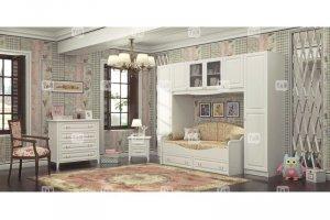 Детская мебель Provans White - Мебельная фабрика «ТомиНики»