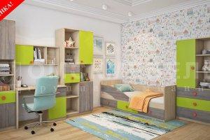 Детская мебель Пуговка - Мебельная фабрика «Омскмебель»