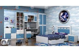 Детская мебель Robin Blue - Мебельная фабрика «ТомиНики»