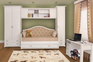 Детская мебель Садко - Мебельная фабрика «Прометей»