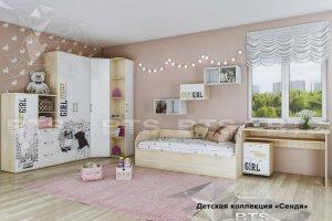 Детская мебель Сенди - Мебельная фабрика «BTS»