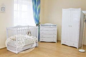 Детская мебель Серебряная мечта - Мебельная фабрика «Красная звезда»