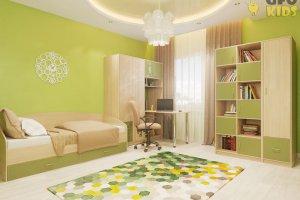 Детская мебель серия Дарви - Мебельная фабрика «UFOkids»