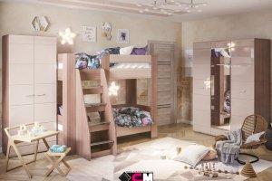 Детская мебель Симба - Мебельная фабрика «Стендмебель»