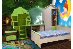 ДЕТСКАЯ МЕБЕЛЬ СКАЗКА - Мебельная фабрика «Долес»