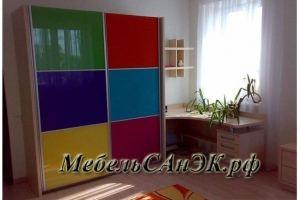 Детская мебель со столом 006 - Мебельная фабрика «САнЭК»