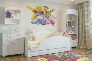 Детская мебель Жемчуг - Мебельная фабрика «Люкс-С»