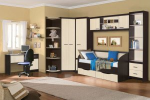 детская мебель спайдер - Мебельная фабрика «Мебель-маркет»