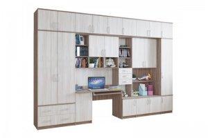 Детская мебель Студент 3 6 А - Мебельная фабрика «Балтика мебель»