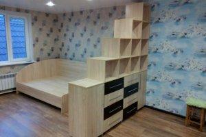 Детская мебель светлая - Мебельная фабрика «Вся Мебель»
