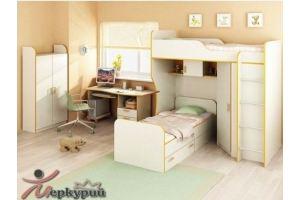 Детская мебель светлая Марсель - Мебельная фабрика «Меркурий»