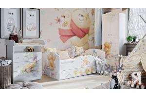 Детская мебель Тедди - Мебельная фабрика «ТриЯ»