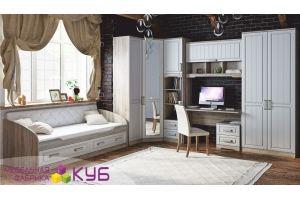 Детская мебель в классическом стиле - Мебельная фабрика «КУБ»
