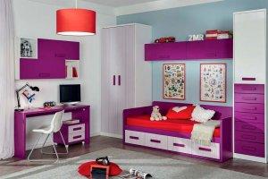 Детская мебель яркая Экстаза - Мебельная фабрика «Люкс-С»