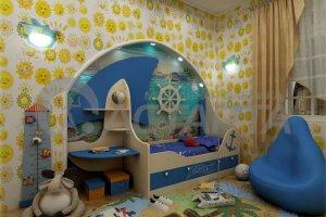 Детская мебель Юнга - Мебельная фабрика «Астарта»