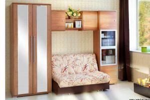 Детская мебель Юность ольха - Мебельная фабрика «Янтарь»