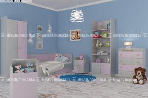 Детская мебель Зефир - Мебельная фабрика «Мебель Поволжья»