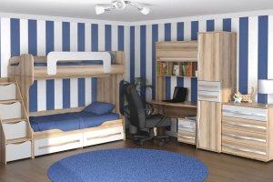 Детская Мегаполис - Мебельная фабрика «Радо»